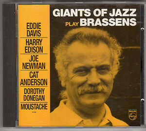 CD-ALBUM-GIANTS-OF-JAZZ-PLAY-GEORGES-BRASSENS-23-TITRES