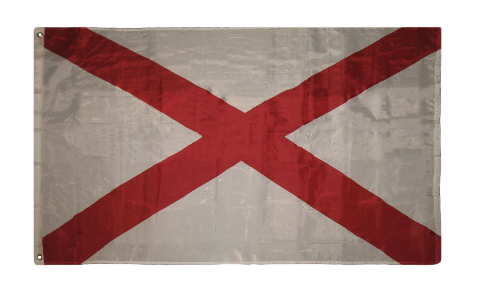 St Patricks Cross Flag 5x3ft Flag