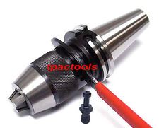 Cat40 Intergrated Precision Keyless Drill Chuck 12 Fits On Haas Cat40 Cnc New