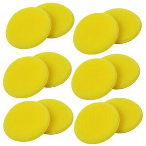 12pcs-Car-Waxing-Polish-Foam-Sponge-Wax-Applicator-Cleaning-Detailing-Pads
