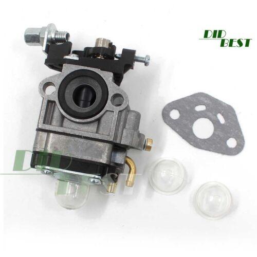 1,24KW Vergaser für Einhell BG-BC 43//1 AS Motorsense Freischneider 1,7PS