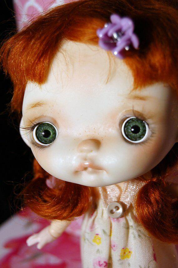 Baby Ami, Blythe hermana, ob11cm, Mini Muñeca, amigo holala, prosadododoydolls