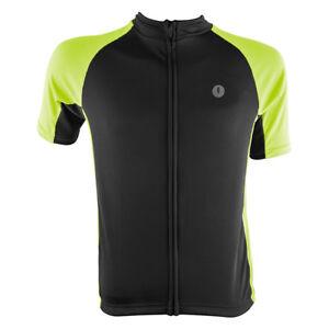 Airius Techsport Maillot De Cyclisme Vêtements Jersey Airius T/s S-slv Lrg Yl-afficher Le Titre D'origine