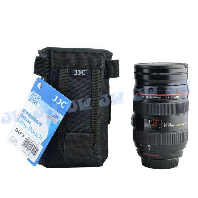 JJC Deluxe Lens Pouch Bag for Tamron SP AF 10-24mm f/3.5-4.5 Di II LD IF B001NII