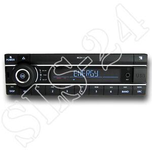Kienzle-MCR-1114-Autoradio-Radio-MP3-USB-FM-RDS-KFZ-CAR-Tuner-034-ohne-CD-034-Player