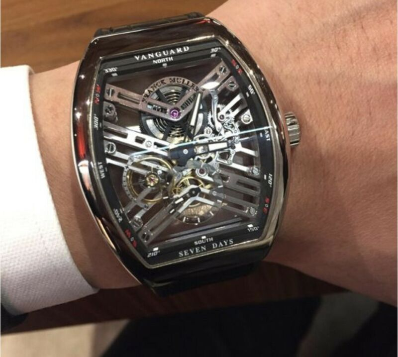 Buyer for Franck muller watches