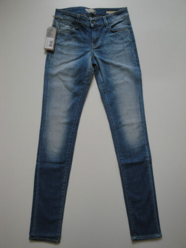 W25,27 L34 Guess Jeans Nicole Hellblau Skinny Slim Fit