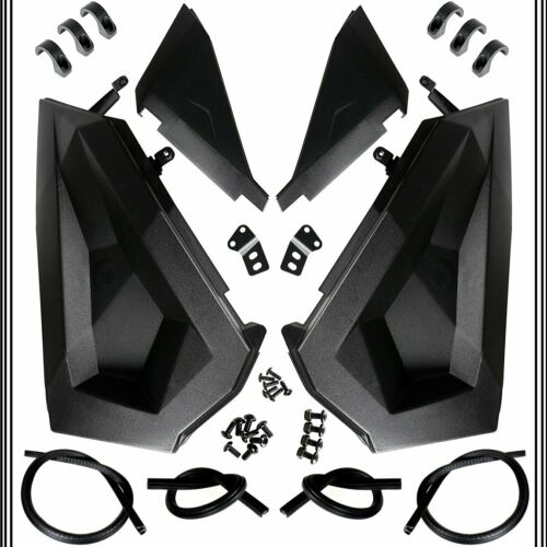 Lower Door Panel Inserts Fit For Polaris 2014-2019 RZR XP S /& Turbo 1000 Models