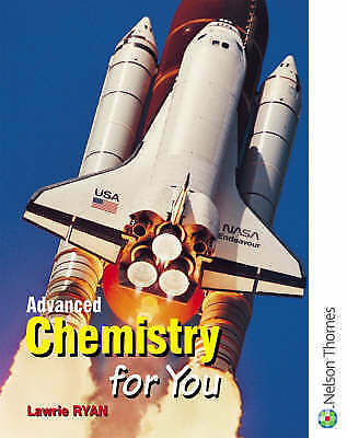 Advanced Chemistry for You-ExLibrary