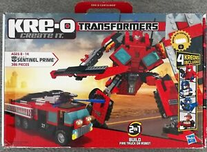 NEW-KRE-O-Transformers-Sentinel-Prime-30687-In-Factory-Sealed-Box