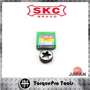 SKC  M12x1.25/1.5/1<wbr/>.75   Metric High-Grade Hex. Re-Threading Dienut
