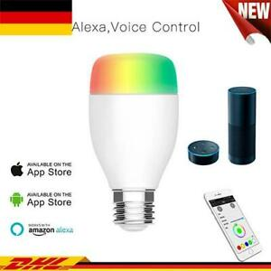 E27-Bulb-WiFi-Smart-Life-App-Fernbedienungsleuchte-fuer-Alexa-Google-Home