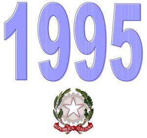 ITALIA-Repubblica-1995-Spezzoni-Annata-integri-MNH-Scegli