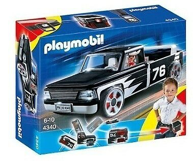 Playmobil 4340 - Click & Go  Pick-up - NUEVO