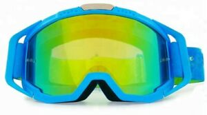 Masque cross mel Mx Lunette moto Motocross Enduro casque Mask Goggles optic NEUF