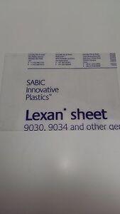1-mm-A4-LEXAN-POLYCARBONATE-Feuille-297-mm-x-210-mm-Pratiquement-Incassable-vitre