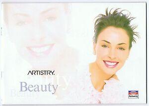 Artistry-Kundenbroschuere-Amway-2000