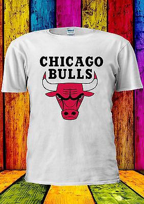 Genial Mitchell & Ness Nba Chicago Bulls T-shirt Vest Tank Top Men Women Unisex 2325