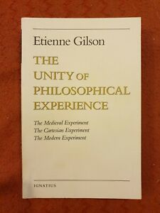The-Unity-of-Philosophical-Experience-by-Etienne-Gilson-English-Paperback-Book
