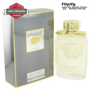 LALIQUE-Cologne-by-Lalique-EDP-Spray-for-Men-4-2-2-5-oz-75-125-ML-NEW