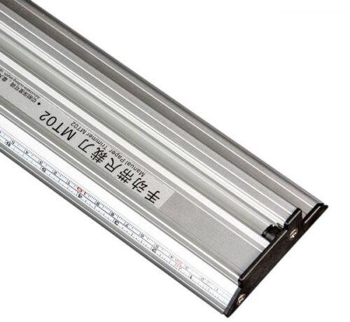 "63/"" Manual Advertising KT Board Cutter Slip-proof Ruler /&Protective Ruler Cutter"