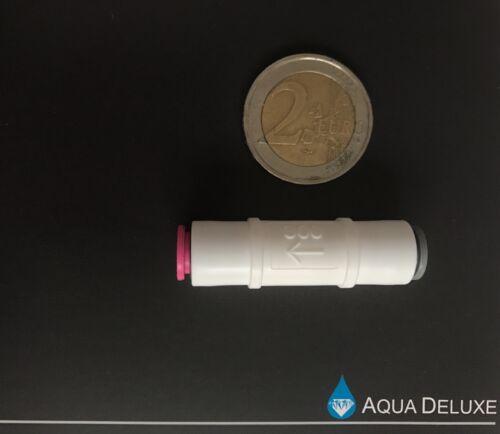 ro-5 AQUA LIVING Erogatore abflussreduzierer osmosi per alk-550 ROWA