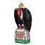 034-Halloween-Vulture-034-26082-X-Old-World-Christmas-Glass-Ornament-w-OWC-Box