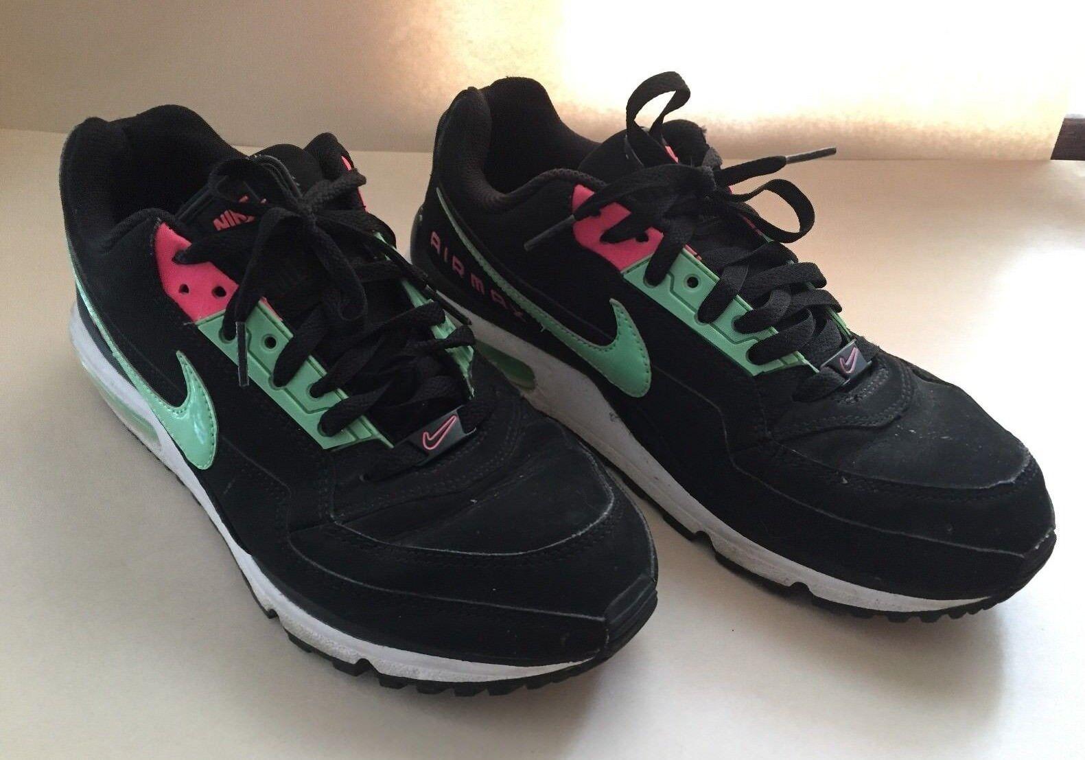 les hommes en noir des chaussures nike air max ltd 407979-017 nous 407979-017 ltd 9,5 0bd151