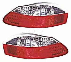 Crystal Clear Indicators Lights pour Porsche 911 996 Carrera /& 986 Boxster