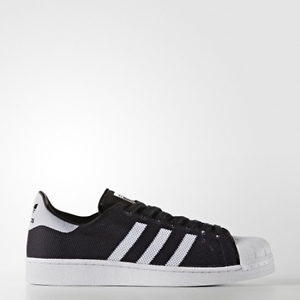 Image is loading New-Adidas-Original-Womens-SUPERSTAR-BB2234-BLACK-WHITE-
