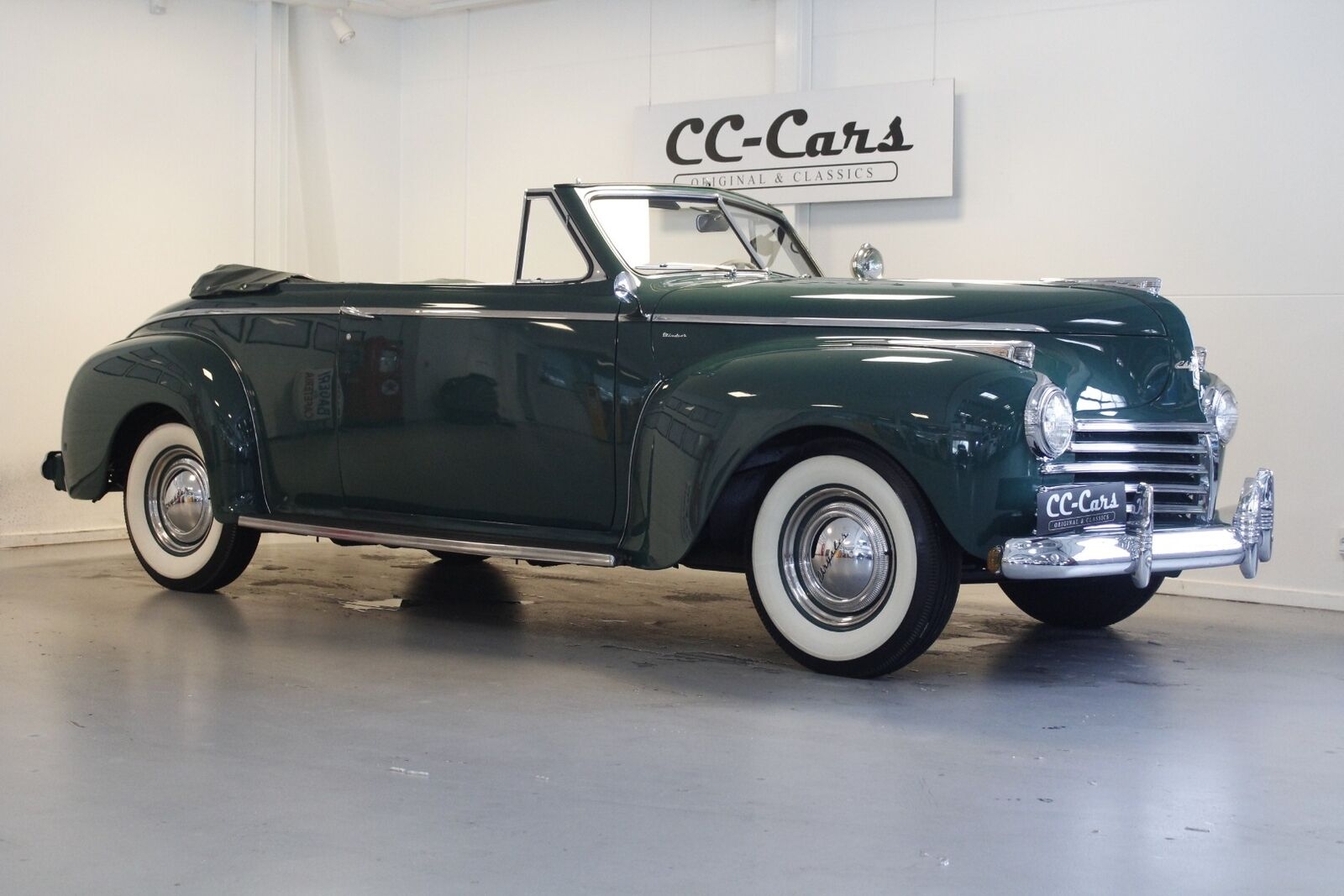 Chrysler Windsor 4,0 Cabriolet 2d