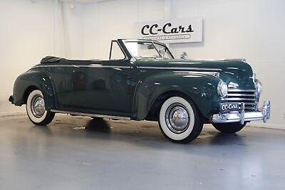 Annonce: Chrysler Windsor 4,0 Cabriolet - Pris 399.900 kr.