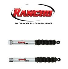 Rancho Pair of Front Shock Absorbers for Ford F250 F350 F450 F550 Excursion 4WD