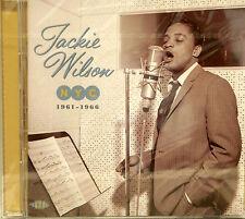 JACKIE WILSON 'NYC 1961-1966' - 2CD Set on ACE #1428