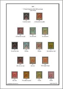 -album Timbres Canton 1901-1919 à Imprimer Gagner Une Grande Admiration