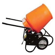 Electric Portable Concrete Mixer 35 Cubic Foot Drum