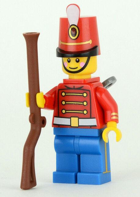 LEGO  - Exclusive giocattolo Soldier Collectible Minicifra - VERY RARE  economico in alta qualità