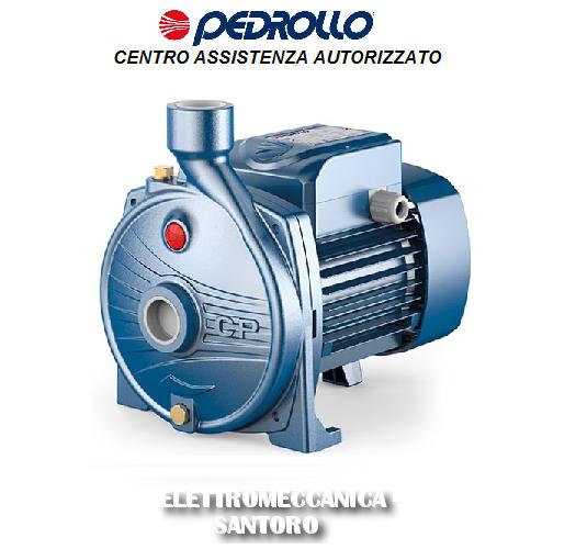 ELETTROPOMPA POMPA CENTRIFUGA GIRANTE INOX CPM 190 HP 2 VOLT 220 PEDROLLO