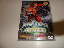 DVD  Power Rangers - Time Force, Teil 4, Episoden 10-12