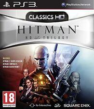 Hitman: HD Trilogy PS3 Brand New PAL EU & AU Format Game