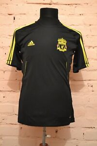 Image is loading LIVERPOOL-FOOTBALL-TRAINING-SHIRT-2010-2011-SOCCER-JERSEY- 39fae836d62d7