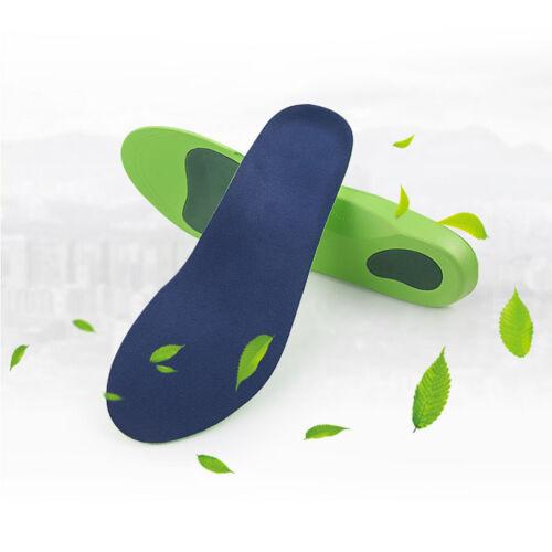 Einlegesohlen Arch Support Orthesen für flache Füße in voller Länge