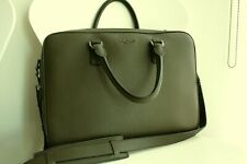 7cc74618d89c item 2 Michael Kors briefcase pebbled leather military green Bryant large -Michael  Kors briefcase pebbled leather military green Bryant large