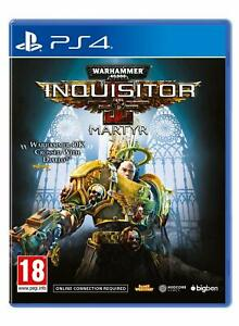 Warhammer-40K-Inquisitor-Martyr-For-PS4-New-amp-Sealed