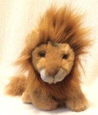 "8"" Plush Russ Berrie Lion Samson"