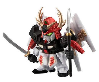 Bandai SD Gundam Senshi Forte 2.5 Gashapon Figure Musha Nu Gundam