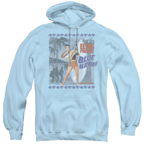 Elvis Presley BLUE HAWAII POSTER Licensed Adult Sweatshirt Hoodie