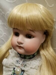 Antique-22-034-Beauty-Cuno-and-Otto-Dressel-Bisque-Sockethead-Compo-doll-1913