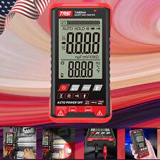 Digital Multimeter Meter Amp Ohm Voltmeter Automanual Range Volt Tester Us Sell