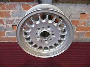 Bmw Kpz 14 X 6 Alloy Wheel Rim 5 X 120 E22 Bottle Cap New Car Take
